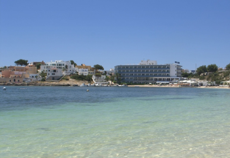 Argos Hotel, Ibiza Town, Beach