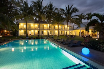 Bild vom Alamanda Hotel in Saint-Paul