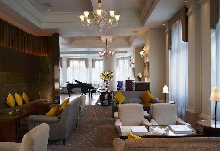 랜슨 플레이스 호텔, 홍콩, 홍콩, 호텔 바