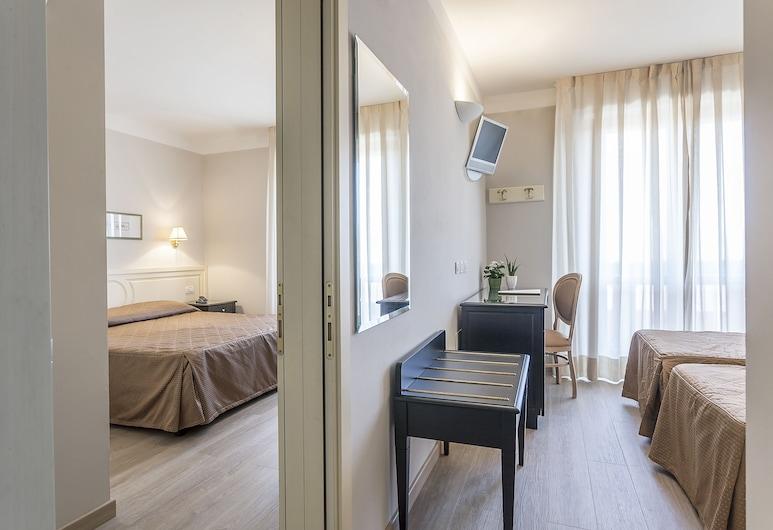 Grand Hotel Bonanno, Pisa, Camera familiare per 3 persone, Camera