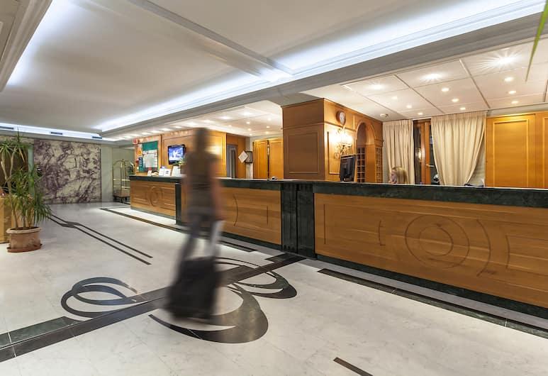 Grand Hotel Bonanno, Pisa, Reception