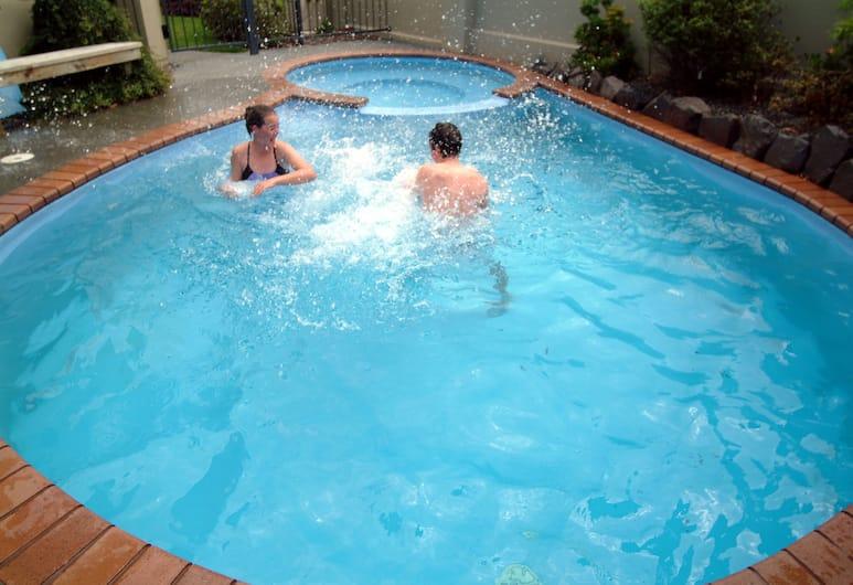 Voyager Apartments Taupo, Taupo, Outdoor Pool