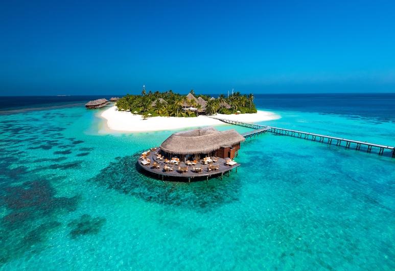 Mirihi Island Resort, Mirihi, Vista aérea