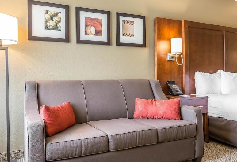 Comfort Inn & Suites Aberdeen near APG, Aberdeen, Camera Standard, 1 letto king, non fumatori, Camera