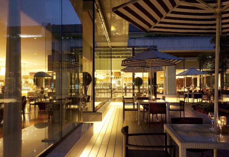 The Dragon Hotel Hangzhou, Hangzhou, Terasa restaurace
