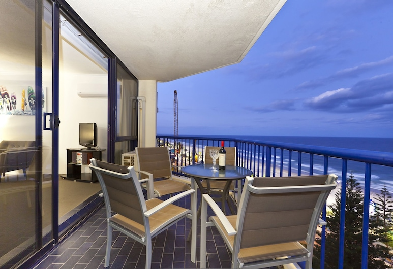 Surf Regency Apartments, Surfers Paradise, Standard Apartment, 2 Bedrooms, Non Smoking, Kitchen (Min 7 Nights), Guest Room