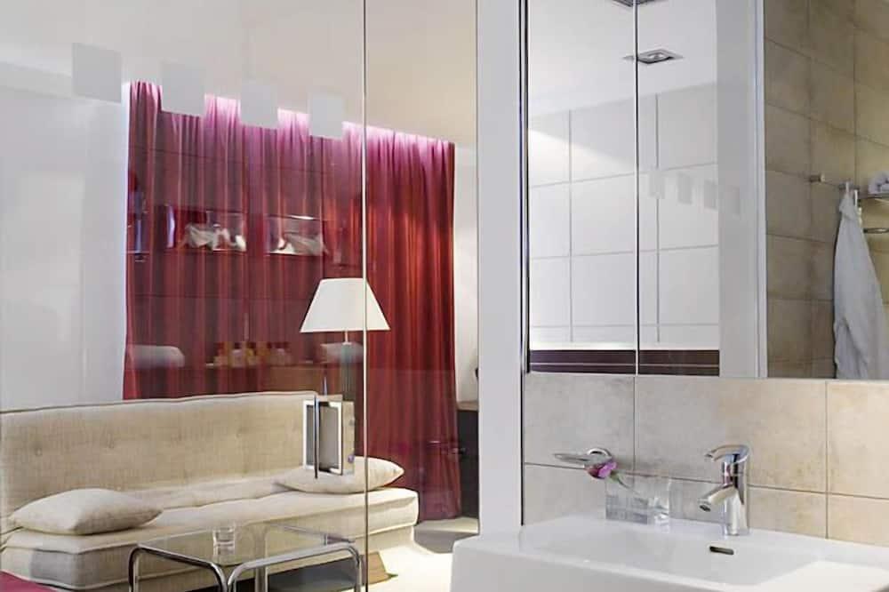 豪華客房 - 客廳