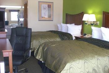 Budget Host Inn Baxley Standard Room 2 Double Beds Non Smoking