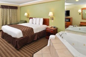 Bild vom Americas Best Value Inn & Suites University Ave in Little Rock
