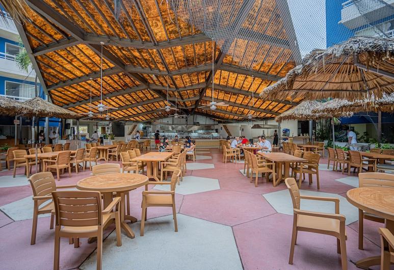 Playa Suites, Acapulco, Outdoor Dining