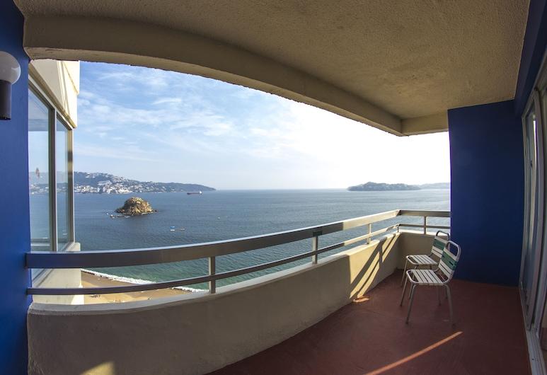 Playa Suites, Acapulco, Bahia Suite, Ausblick vom Zimmer