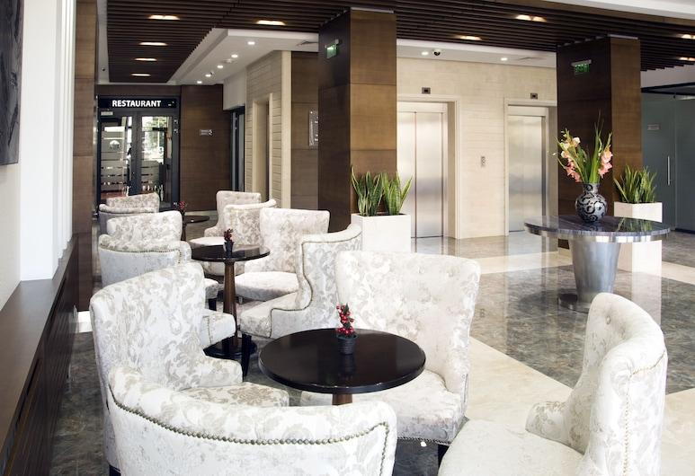 Central Hotel Sofia, Sofia, Lobbylounge