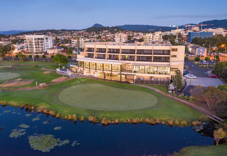 Best Western City Sands - Wollongong Golf Club, Wollongong