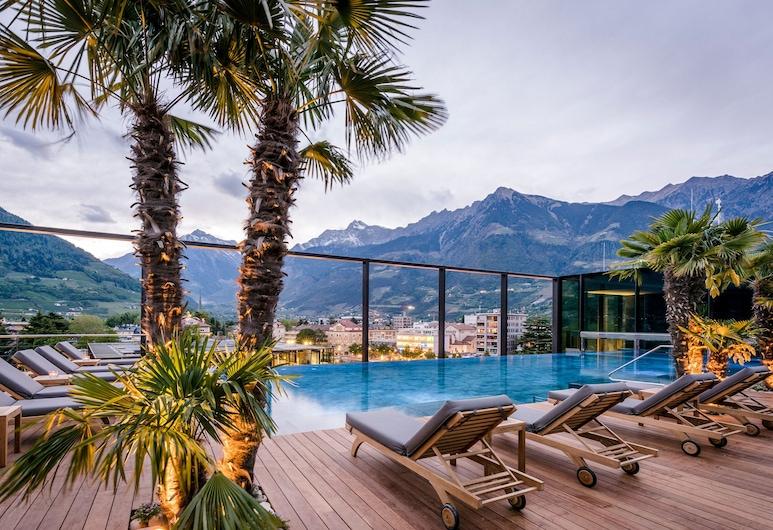 Hotel Therme Meran - Terme Merano, Merano, Piscina panoramica