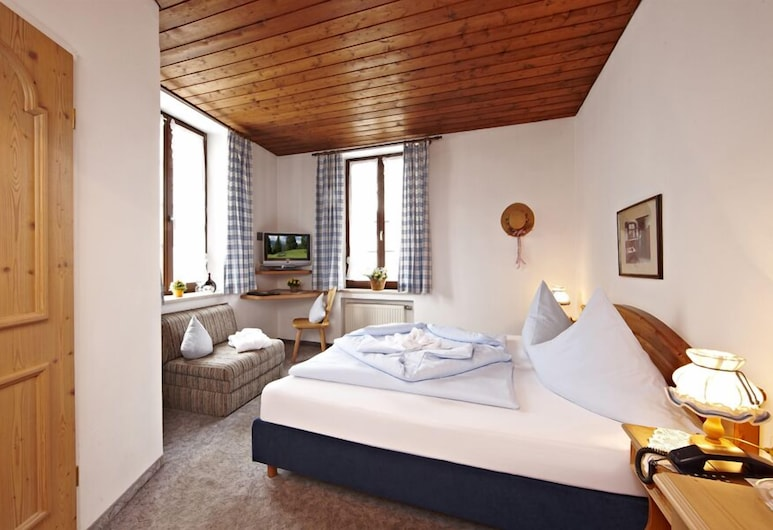 Hotel Drei Mohren, Garmisch-Partenkirchen, Habitación doble estándar, Habitación
