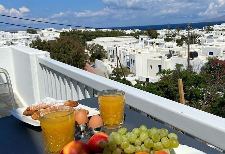 Elena Hotel, Mykonos, Standard Room, Sea View, Guest Room