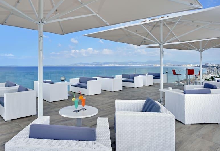 Hotel Hispania, Playa de Palma, Teras/Veranda