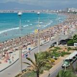 雙床房, 陽台, 海景 - 海灘