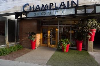 תמונה של Hôtel Champlain Vieux Québec בקוויבק