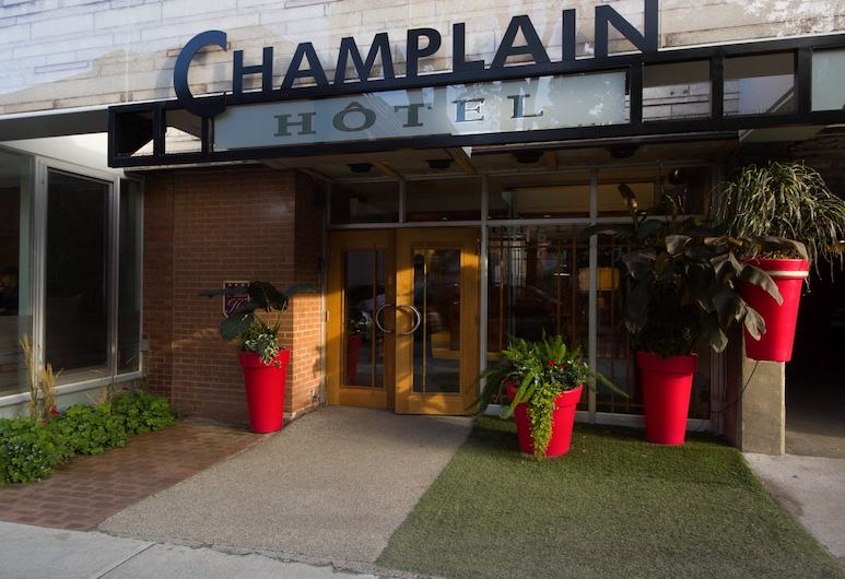 Hôtel Champlain Vieux Québec, Quebec