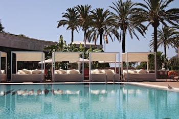 Foto van Hotel Serrano Palace in Capdepera