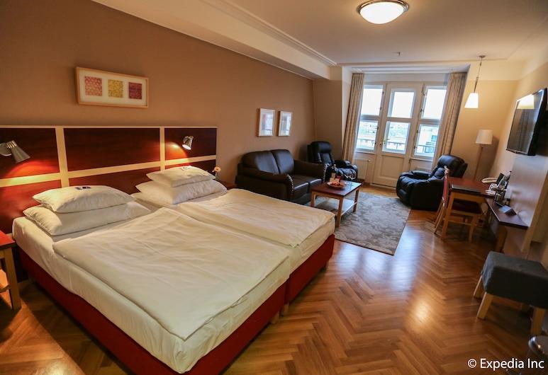 EA Hotel Juliš, Praga, Quarto casal executivo, Quarto
