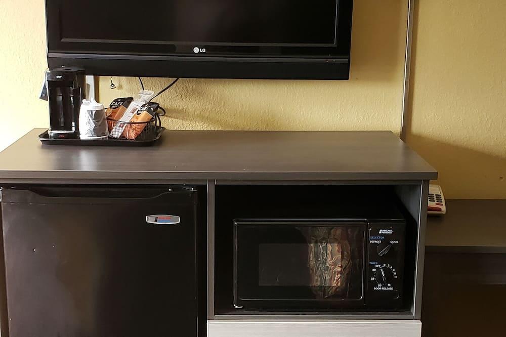 Standaard kamer, 2 queensize bedden, niet-roken - Woonruimte