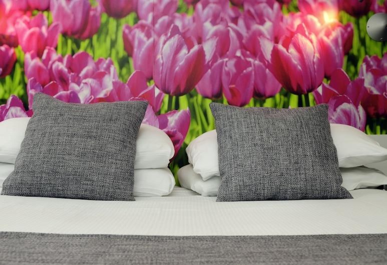 ibis Styles Amsterdam City, Amsterdam, Camera doppia, 1 letto matrimoniale (Basement), Camera