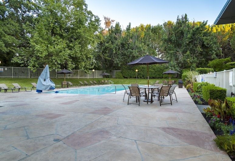 RiverPointe Napa Valley Resort, Napa, Udendørs pool