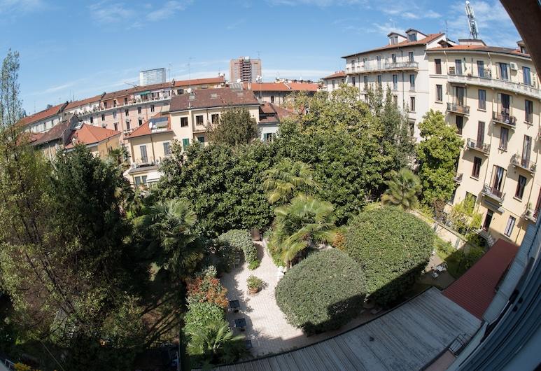 Hotel The Best, Milan, Pemandangan Udara