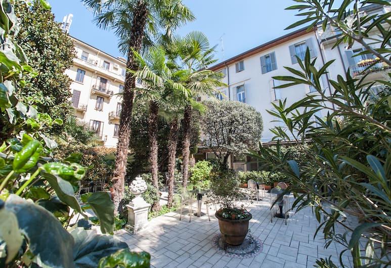 Hotel The Best, Mediolan, Teren przynależny do obiektu