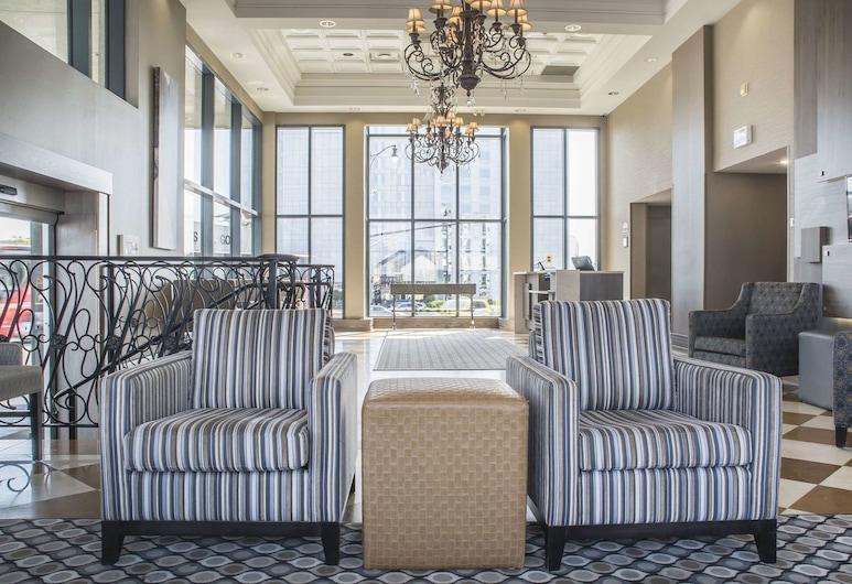 Comfort Inn Fallsview, Niagara Falls, Lobby