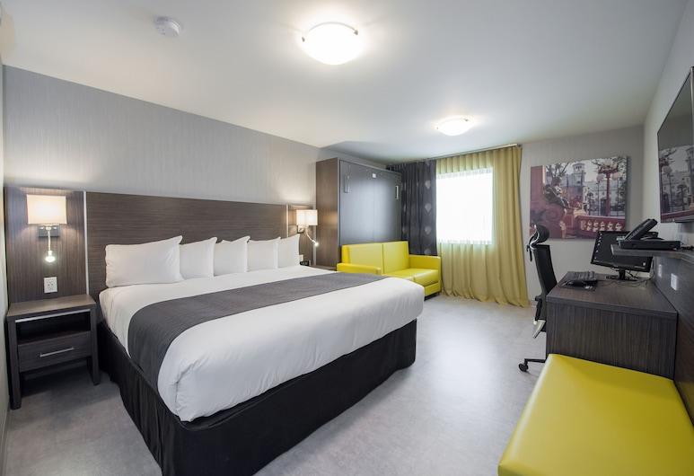 Hotel & Suites Le Dauphin Quebec, Quebec, Room (Distinction), Guest Room