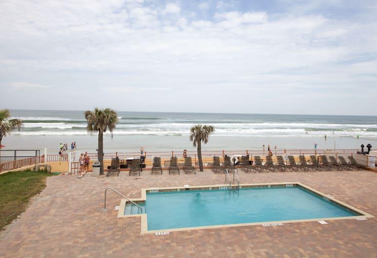 Beach House Inn, Daytona Beach, Outdoor Pool