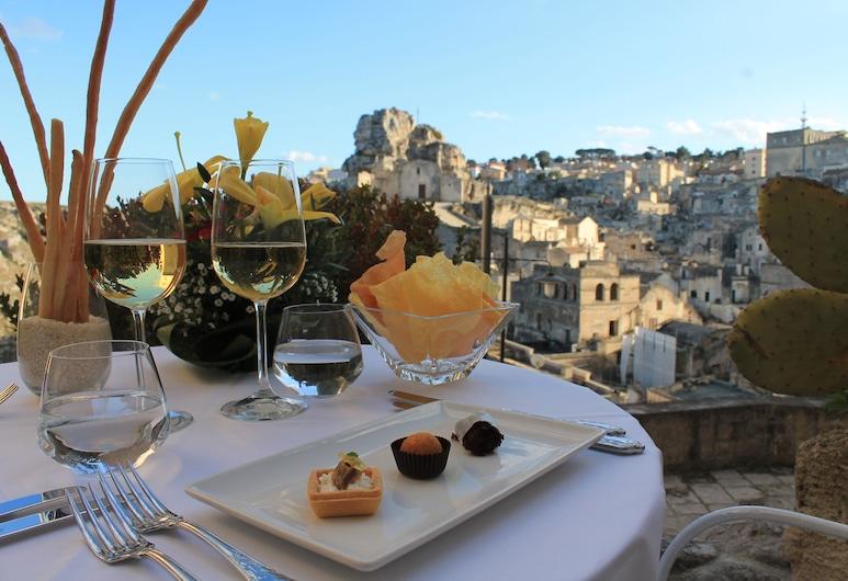Sant'Angelo Luxury Resort, Matera, Terrazza/Patio