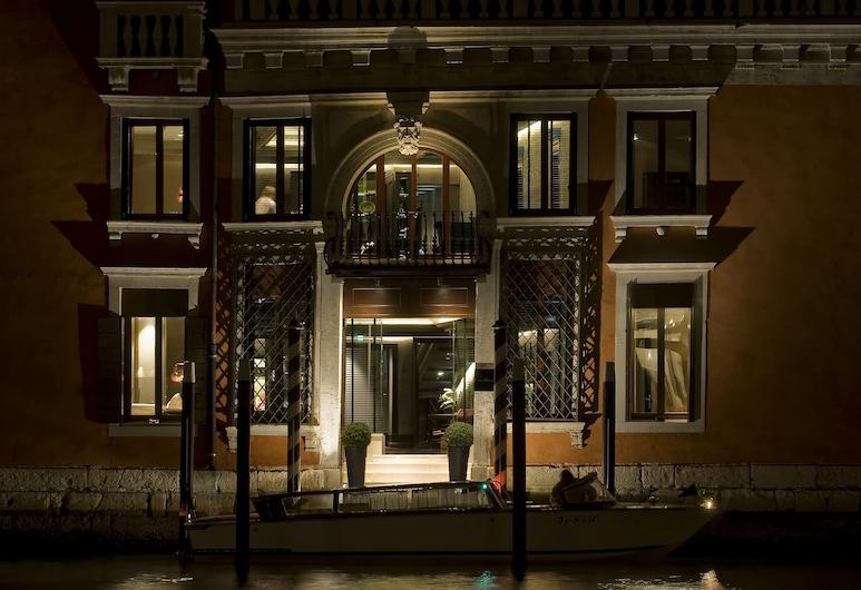 Palazzo Barbarigo Sul Canal Grande, Venezia, Facciata hotel