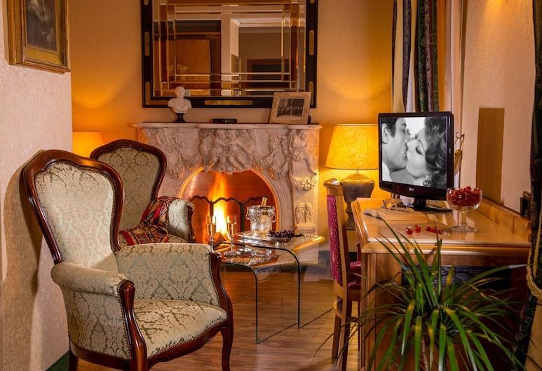 Hotel Colonna, Frascati, Svetainės zona