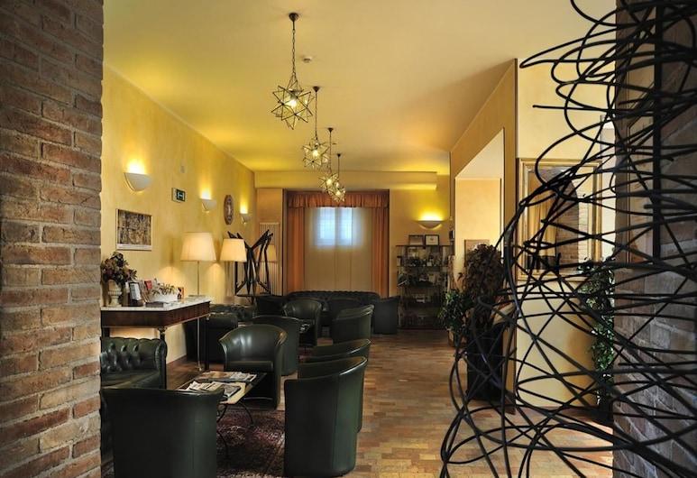 聖多明尼可酒店, 烏比諾, 大堂閒坐區