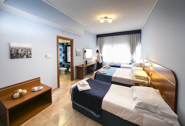 黃金千禧酒店, 那不勒斯, 三人房, 客房