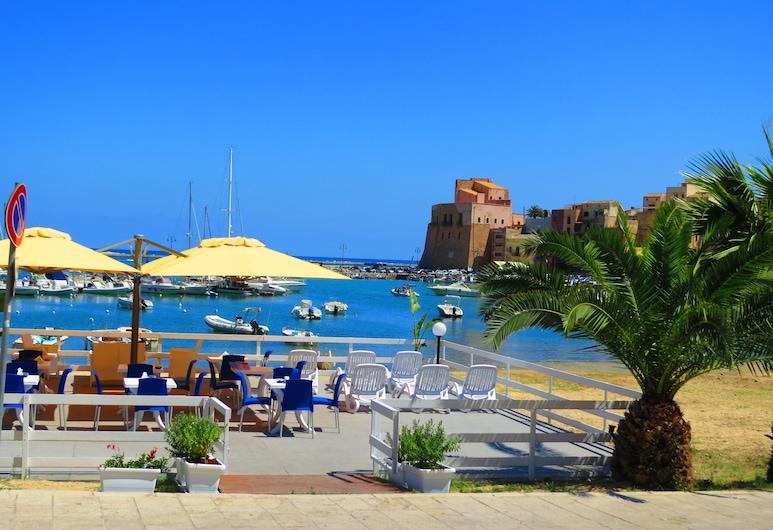 Hotel Cala Marina, Castellammare del Golfo, Playa