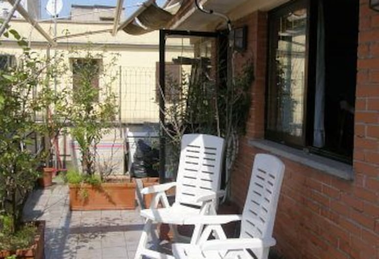 家庭公寓賓館, 羅馬, 露台
