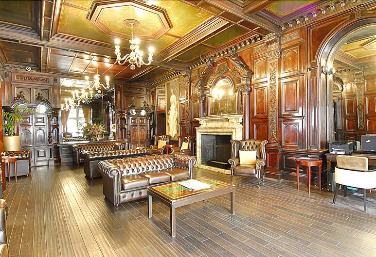 جراند روييل لندن هايد بارك, لندن, داخل الفندق