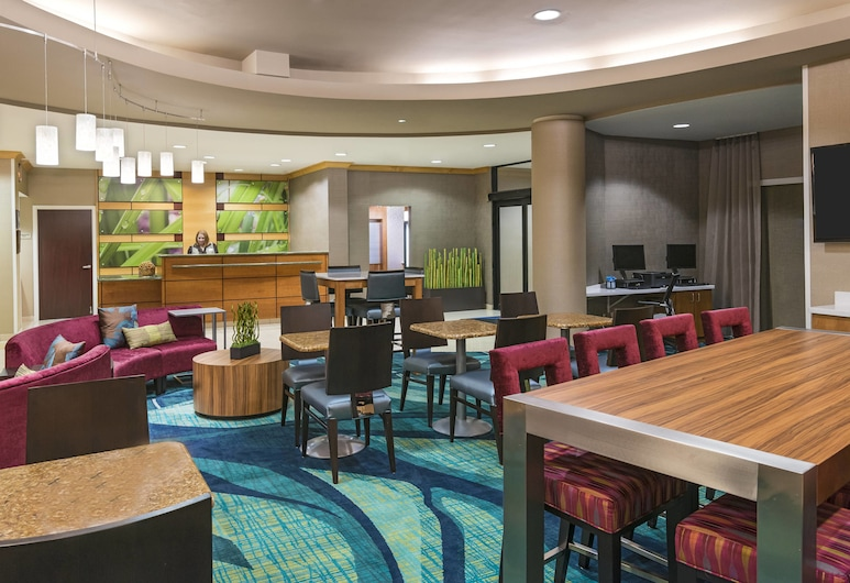SpringHill Suites by Marriott Fort Myers Airport, Fort Myers, Vestibils