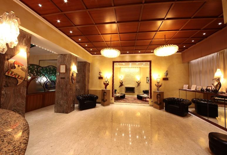 Hotel Star, Milan, Entrée de l'hôtel
