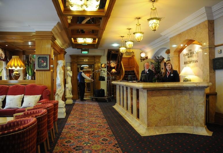 Park House Hotel, Galway, Vnútorný vchod