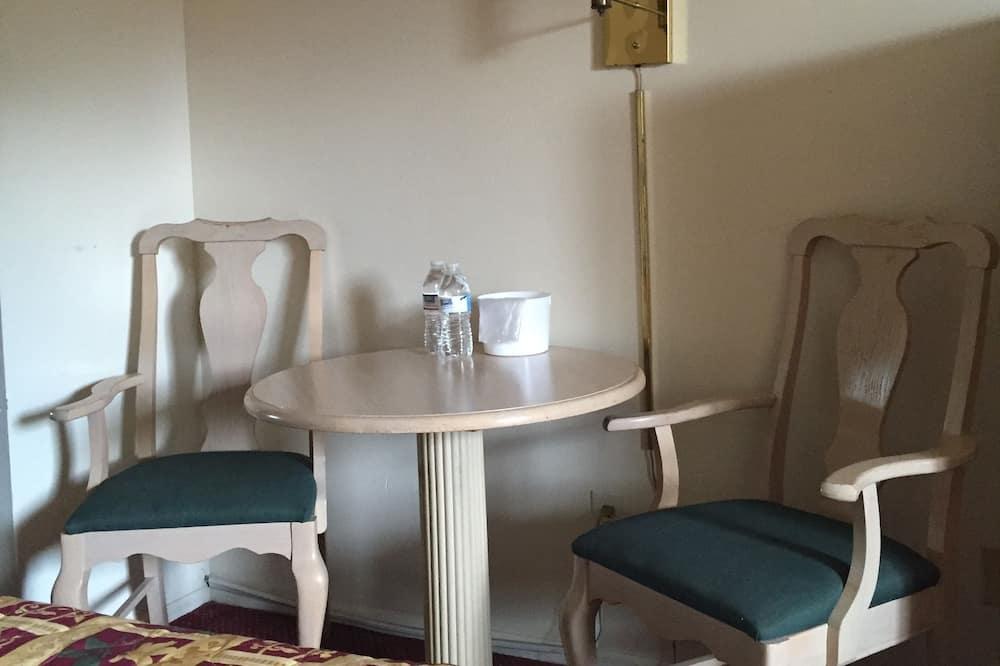 標準客房, 1 張特大雙人床 - 客房餐飲服務