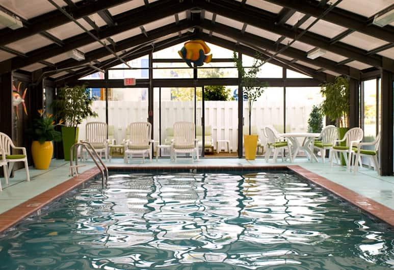 Cayman Suites Hotel, Ocean City, Indoor Pool