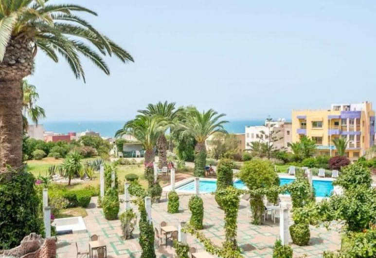 Hôtel Farah Safi, Safi, View from Hotel