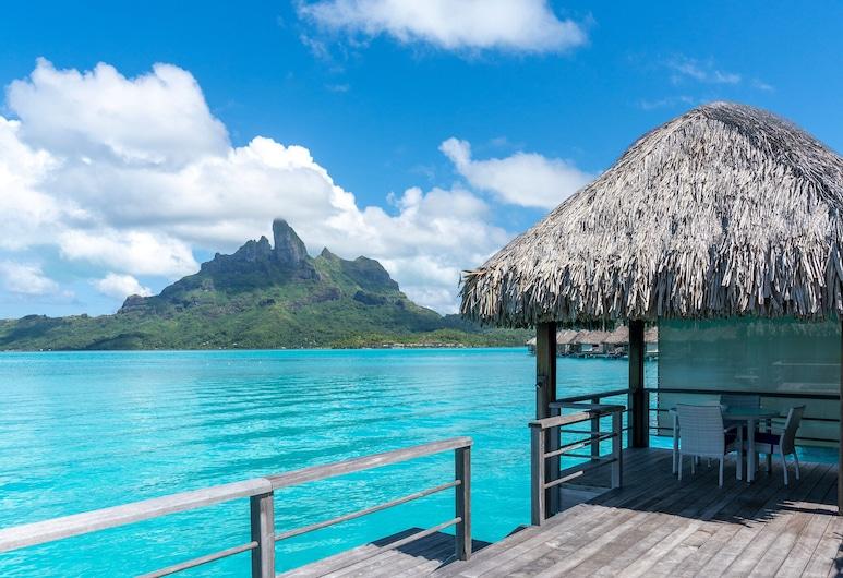 The St. Regis Bora Bora Resort, Bora Bora , Premier villa, 1 kahevoodi, suitsetamine keelatud, vaade, Tuba
