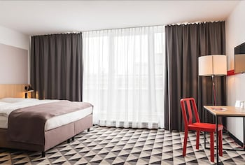 Viyana bölgesindeki AZIMUT Hotel Vienna resmi